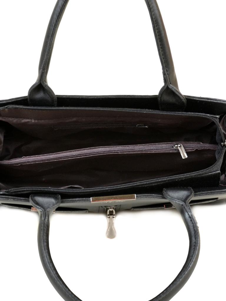 Сумка Женская Классическая иск-кожа ALEX RAI 2-02 1910 black