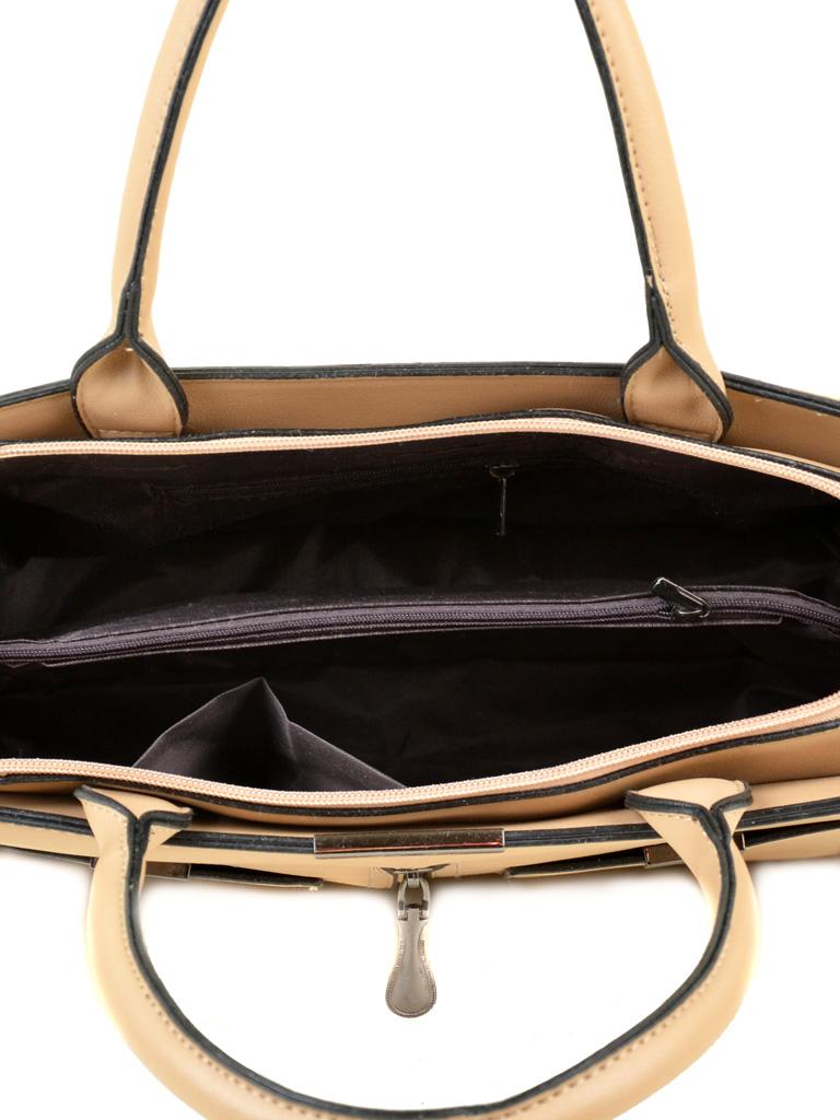 Сумка Женская Классическая иск-кожа ALEX RAI 2-02 1910 khaki