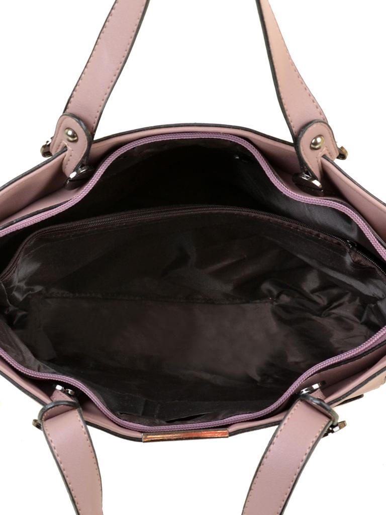 Сумка Женская Классическая иск-кожа ALEX RAI 2-02 3665 purple