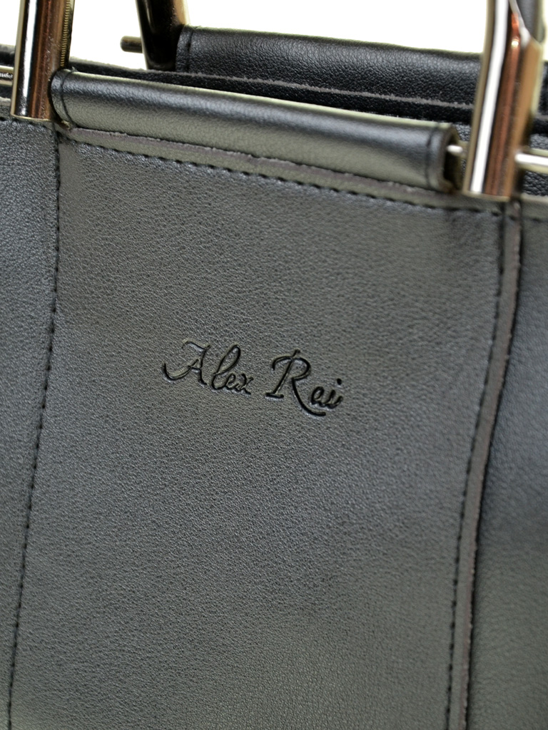 Сумка Женская Классическая иск-кожа ALEX RAI 2-03 1005 black