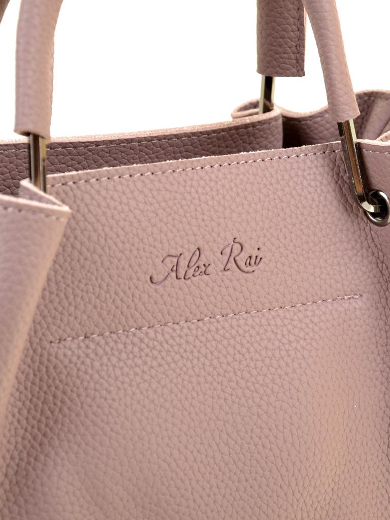 Сумка Женская Классическая иск-кожа ALEX RAI 2-03 1006 purple