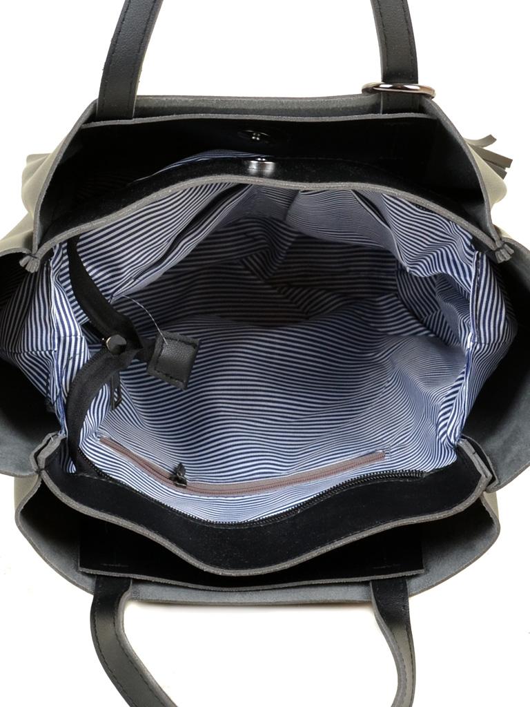 Сумка Женская Классическая иск-кожа ALEX RAI 2-03 1619 black