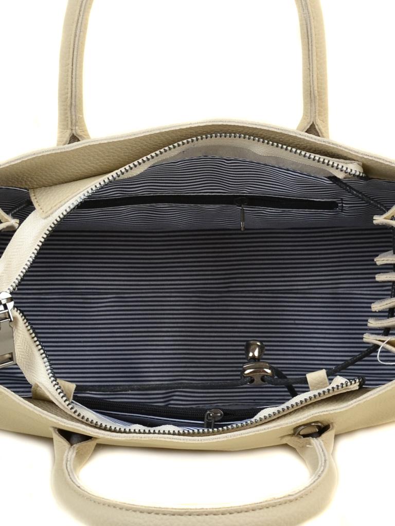 Сумка Женская Классическая иск-кожа ALEX RAI 2-03 175 beige