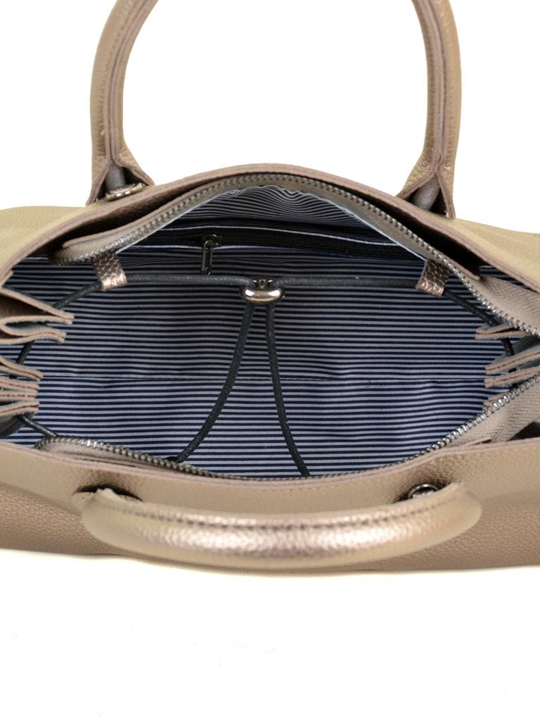 Сумка Женская Классическая иск-кожа ALEX RAI 2-03 175 bronz