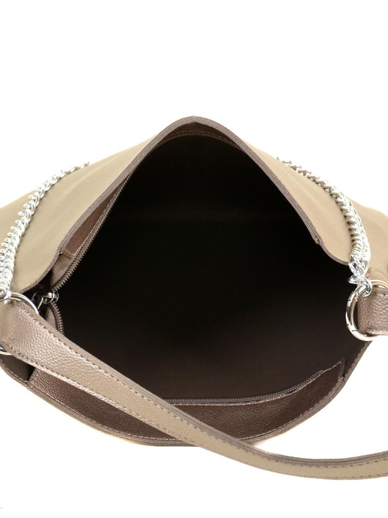 Сумка Женская Классическая иск-кожа ALEX RAI 2-03 1871 bronz