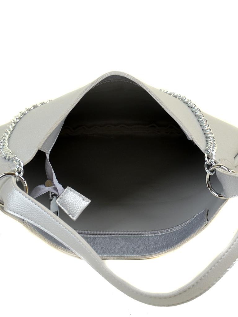 Сумка Женская Классическая иск-кожа ALEX RAI 2-03 1871 silver