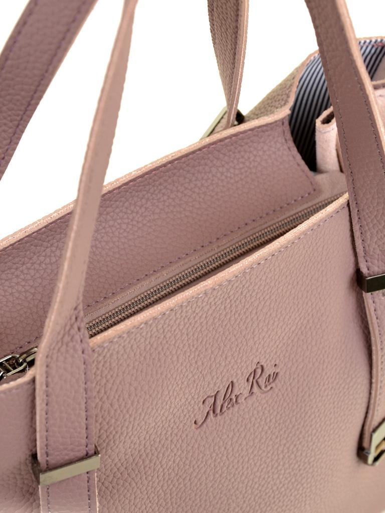 Сумка Женская Классическая иск-кожа ALEX RAI 2-03 2005 purple