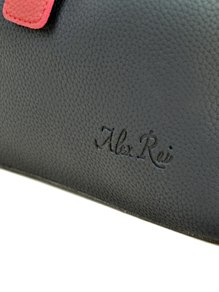 Сумка Женская Классическая иск-кожа ALEX RAI 2-03 3350 black
