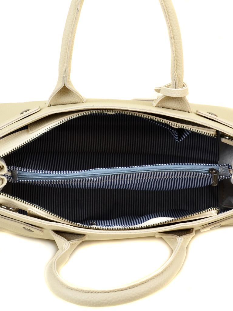 Сумка Женская Классическая иск-кожа ALEX RAI 2-03 50776 beige