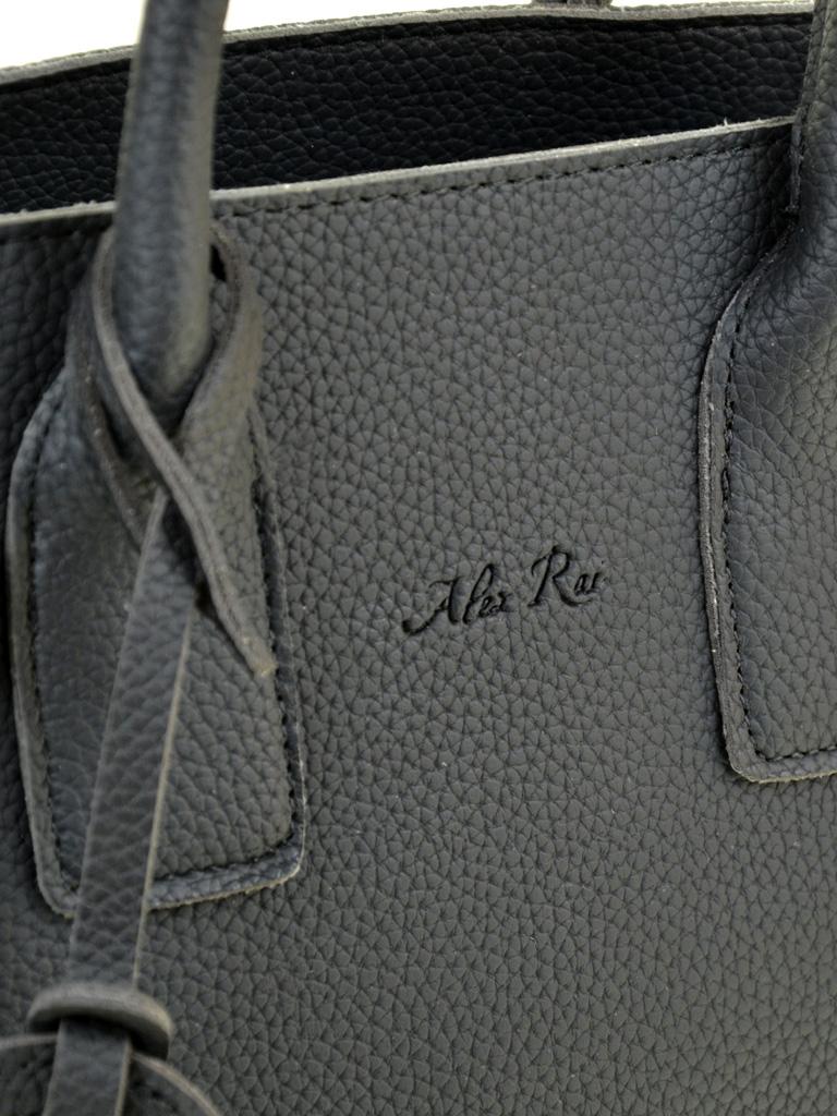Сумка Женская Классическая иск-кожа ALEX RAI 2-03 50776 black