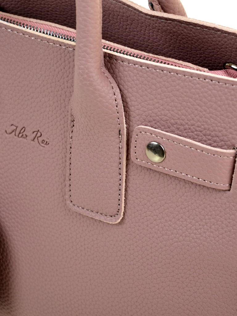 Сумка Женская Классическая иск-кожа ALEX RAI 2-03 50776 pink