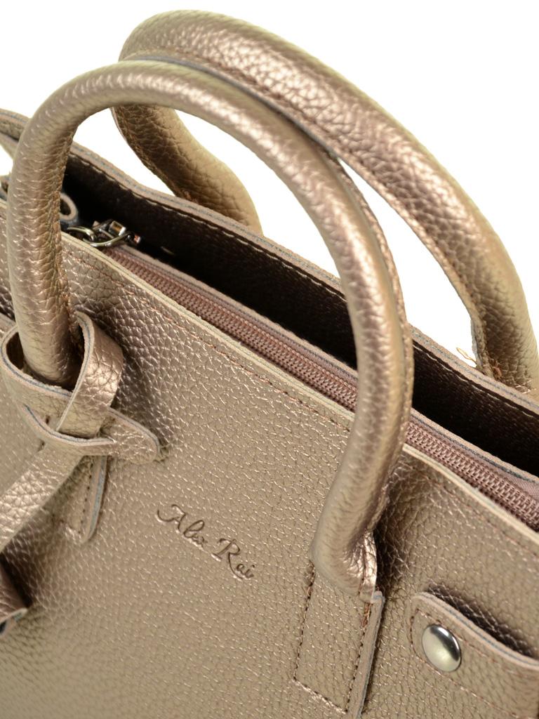 Сумка Женская Классическая иск-кожа ALEX RAI 2-03 50777 bronz