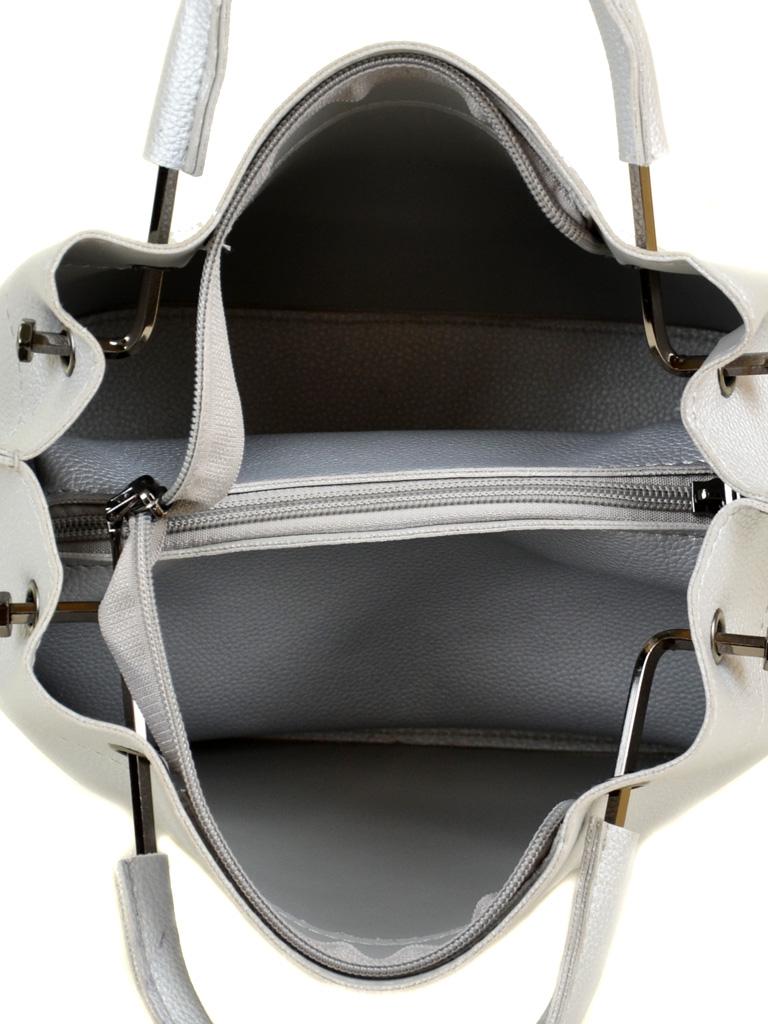 Сумка Женская Классическая иск-кожа ALEX RAI 2-03 5081 silver
