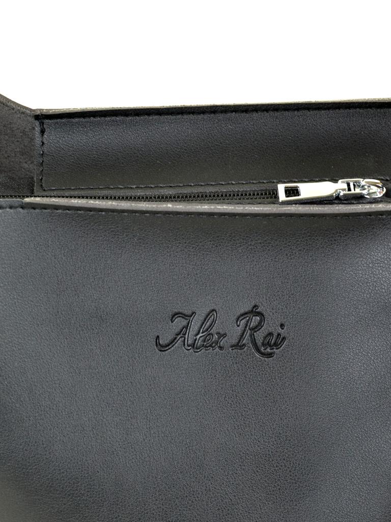 Сумка Женская Классическая иск-кожа ALEX RAI 2-03 8076 black