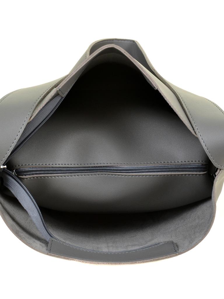 Сумка Женская Классическая иск-кожа ALEX RAI 2-03 8076 grey