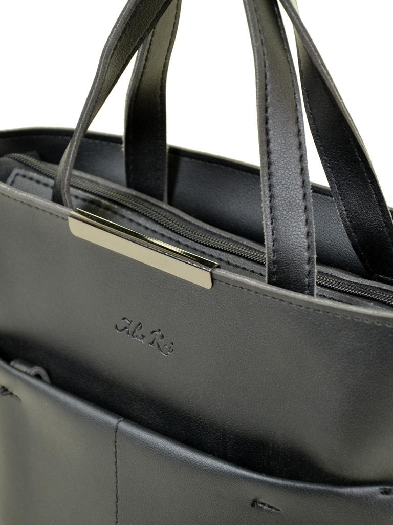 Сумка Женская Классическая иск-кожа ALEX RAI 2-03 820 black