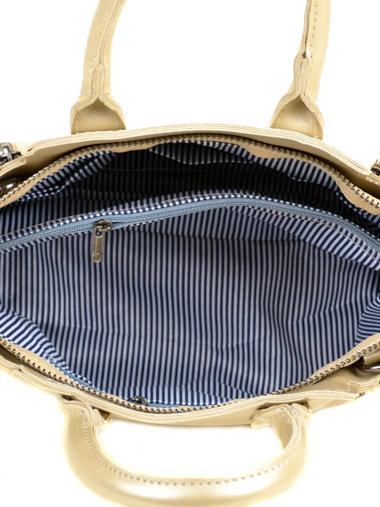 Сумка Женская Клатч иск-кожа ALEX RAI 2-03 2820 light-gold