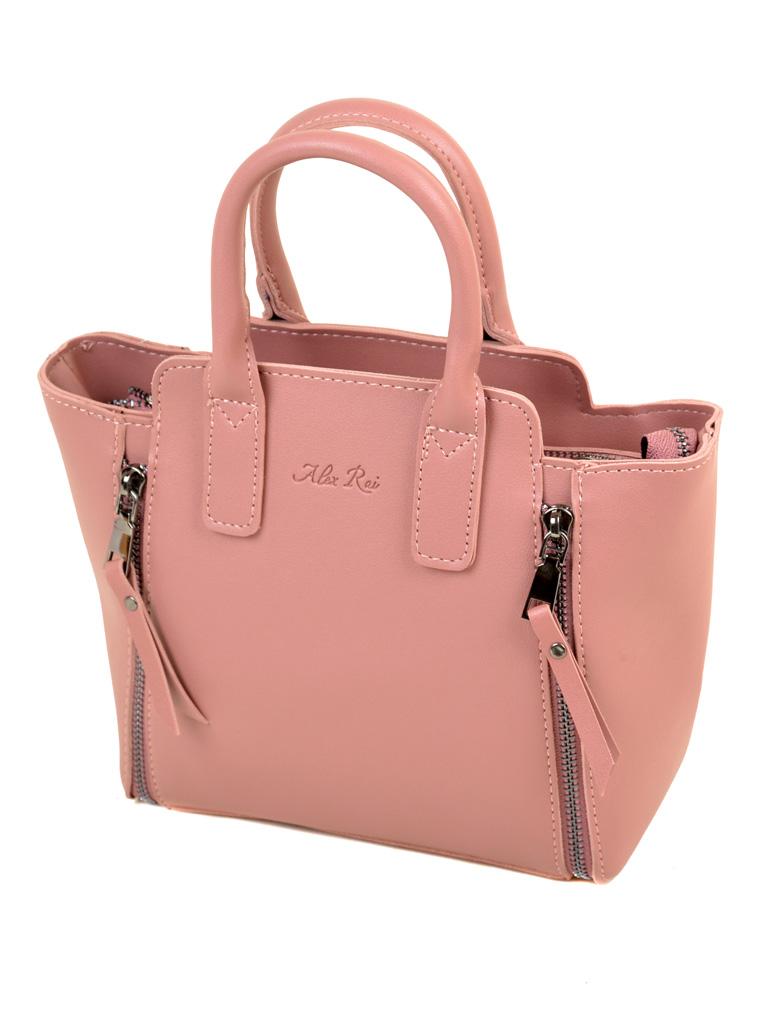 Сумка Женская Клатч иск-кожа ALEX RAI 2-03 2820 pink