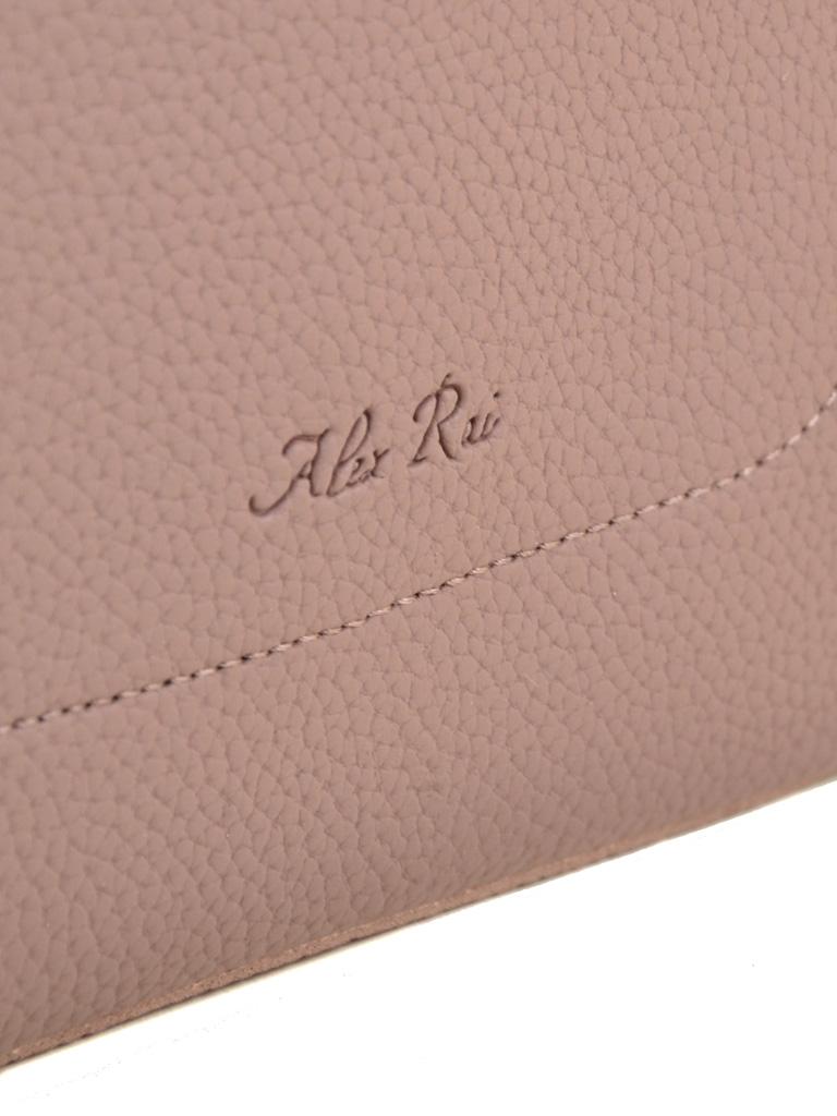 Сумка Женская Клатч иск-кожа ALEX RAI 2-03 33535 purple