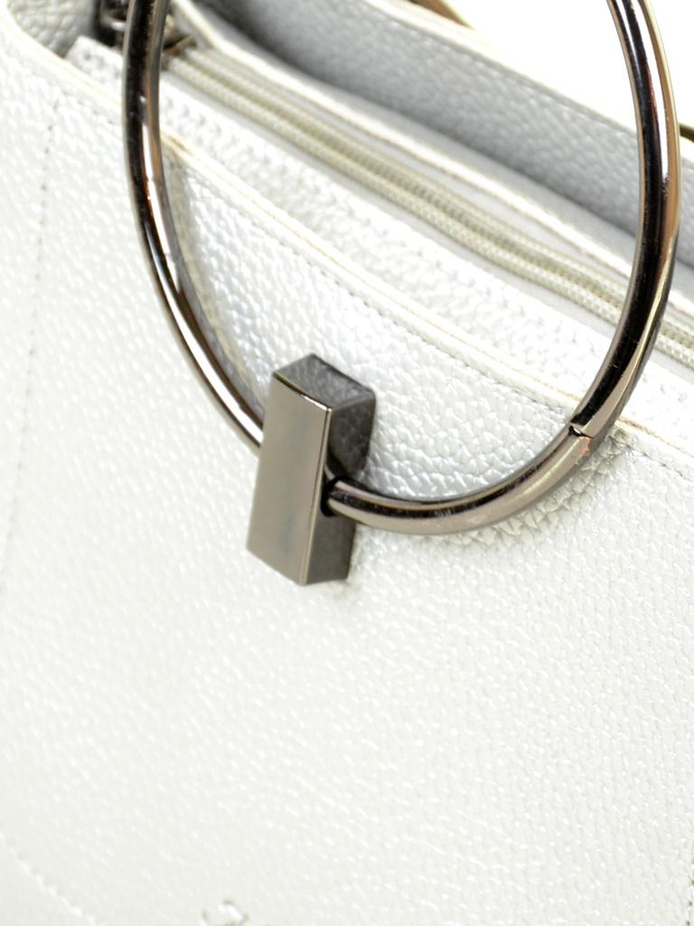 Сумка Женская Клатч иск-кожа ALEX RAI 2-03 33535 silver