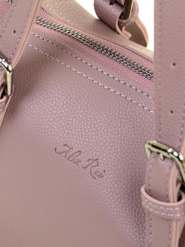 Сумка Женская Клатч иск-кожа ALEX RAI 2-03 35888 pink