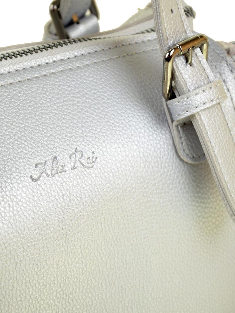Сумка Женская Клатч иск-кожа ALEX RAI 2-03 35888 silver