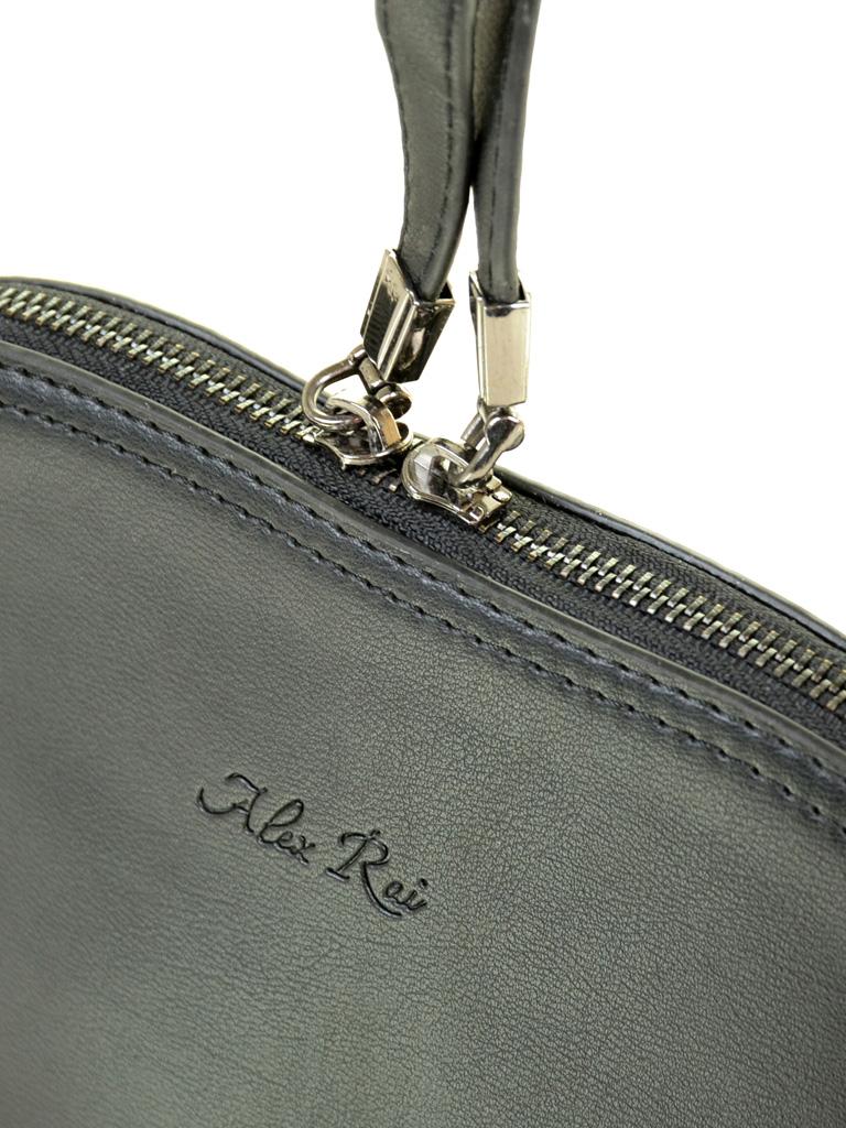 Сумка Женская Клатч иск-кожа ALEX RAI 2-03 511 black - фото 3