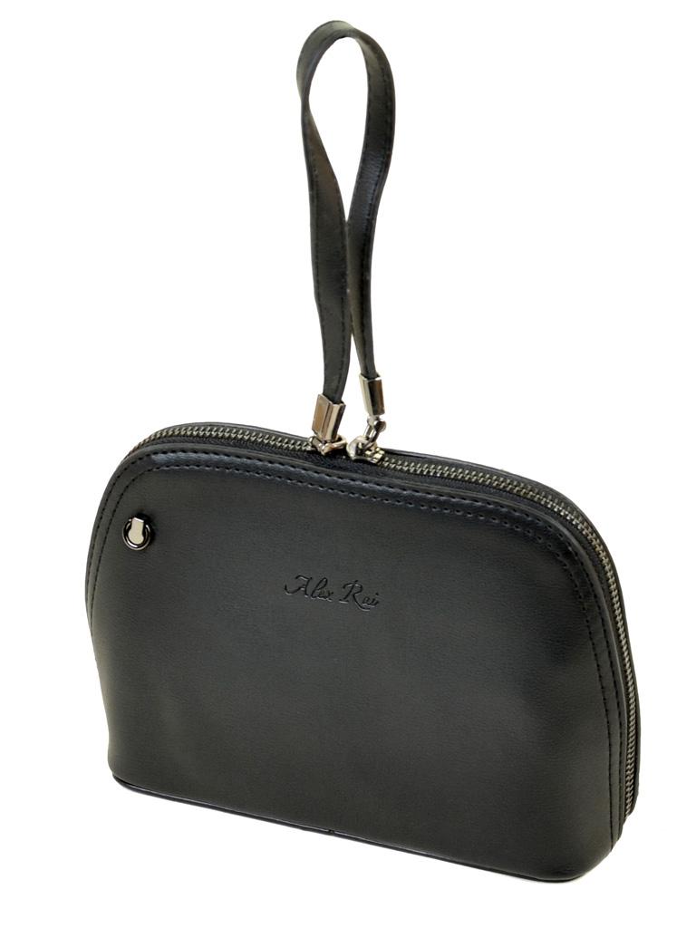 Сумка Женская Клатч иск-кожа ALEX RAI 2-03 511 black