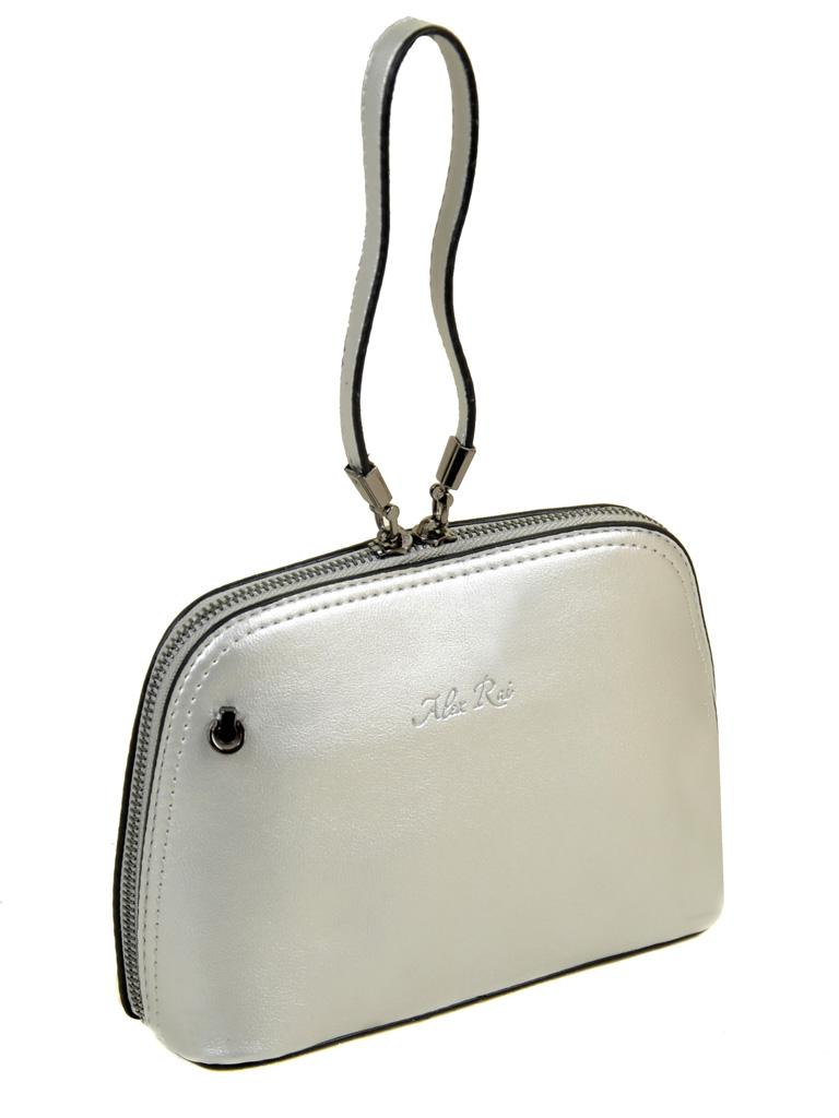 Сумка Женская Клатч иск-кожа ALEX RAI 2-03 511 silver