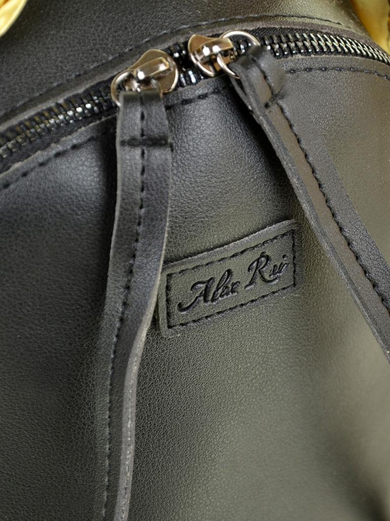 Сумка Женская Рюкзак иск-кожа ALEX RAI 2-03 10089 black - фото 3