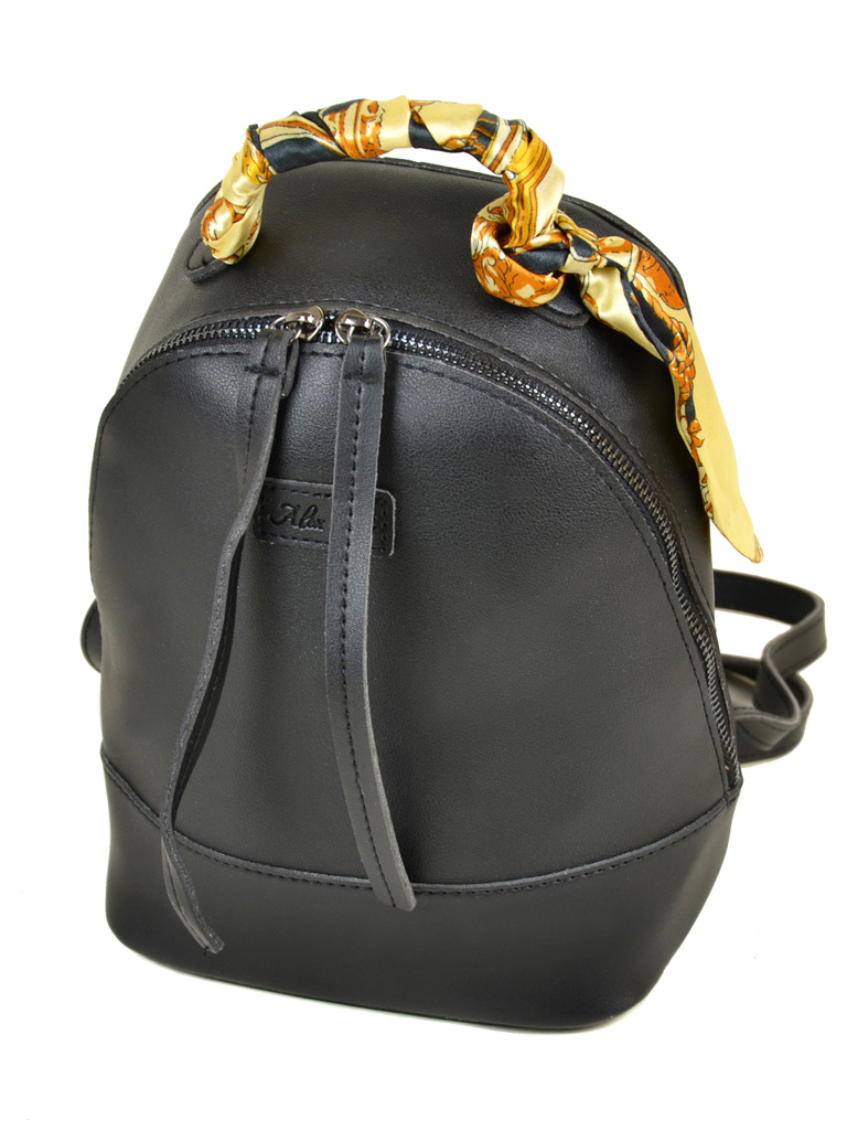 Сумка Женская Рюкзак иск-кожа ALEX RAI 2-03 10089 black