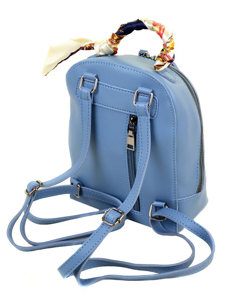 Сумка Женская Рюкзак иск-кожа ALEX RAI 2-03 10089 blue