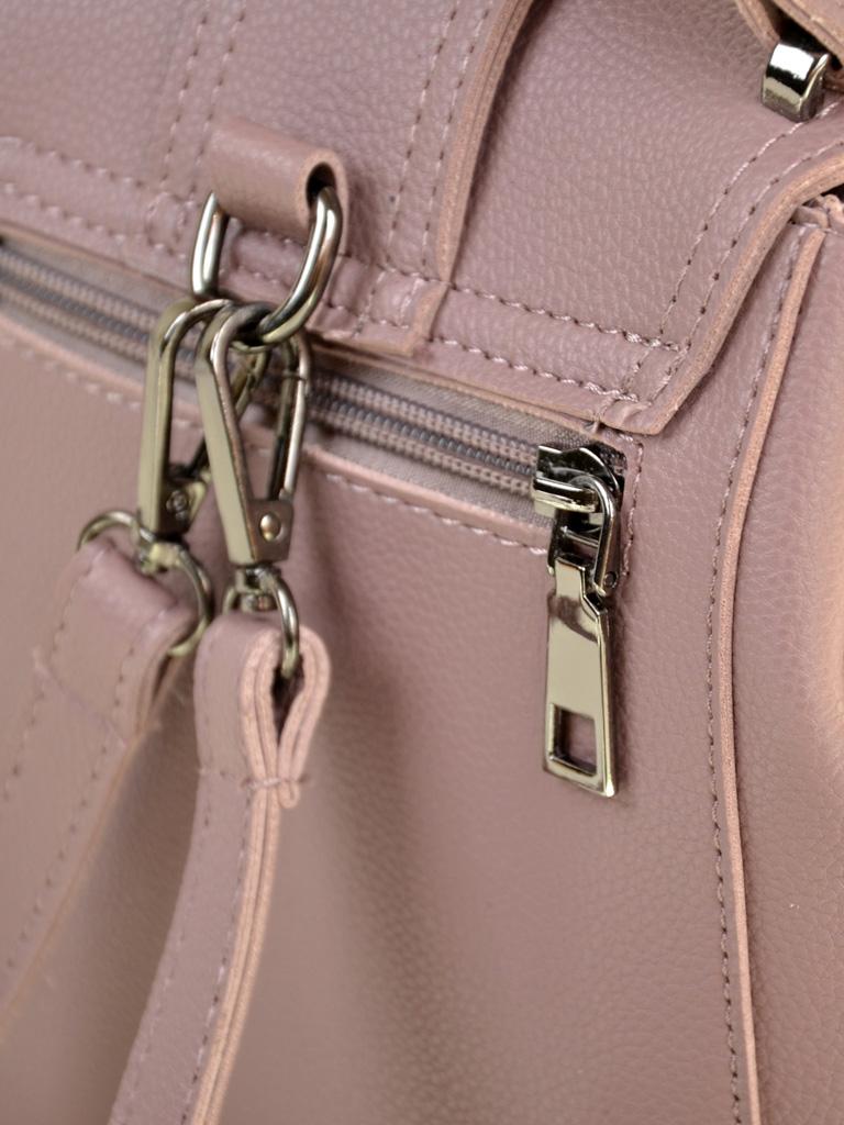 Сумка Женская Рюкзак иск-кожа ALEX RAI 2-03 20065 purple