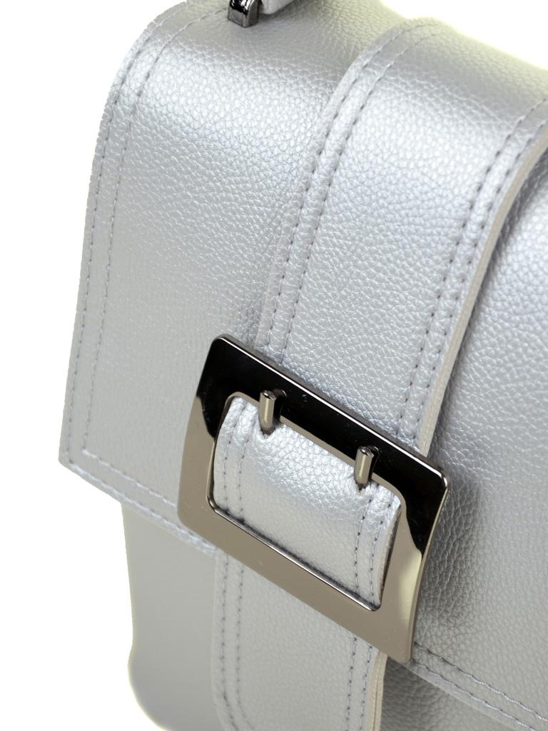 Сумка Женская Рюкзак иск-кожа ALEX RAI 2-03 20065 silver
