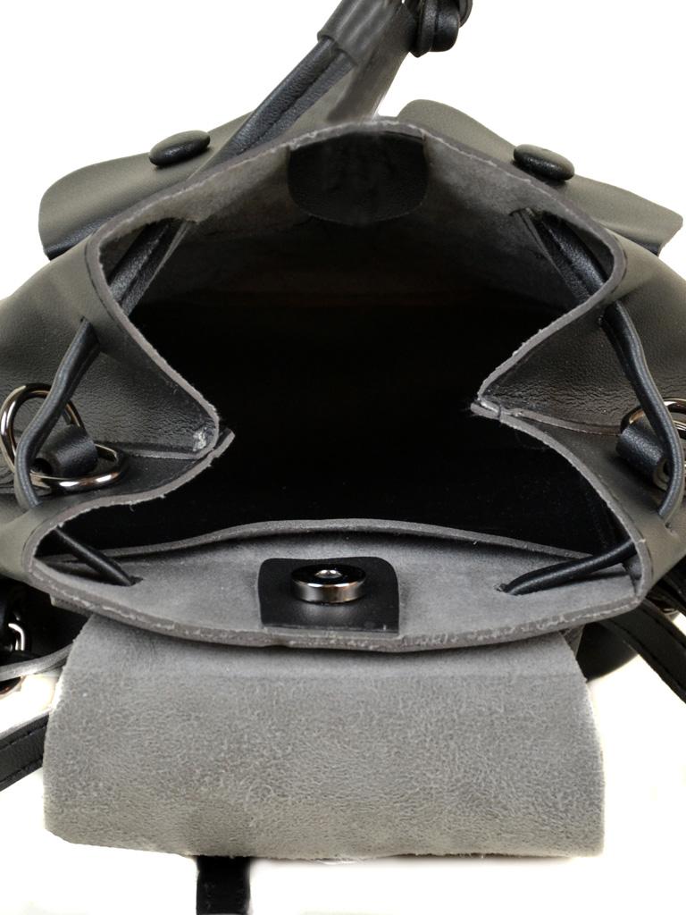 Сумка Женская Рюкзак иск-кожа ALEX RAI 2-03 51005 black
