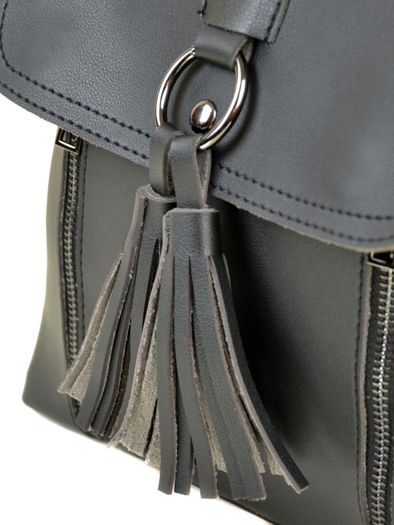 Сумка Женская Рюкзак иск-кожа ALEX RAI 2-03 A-02 black