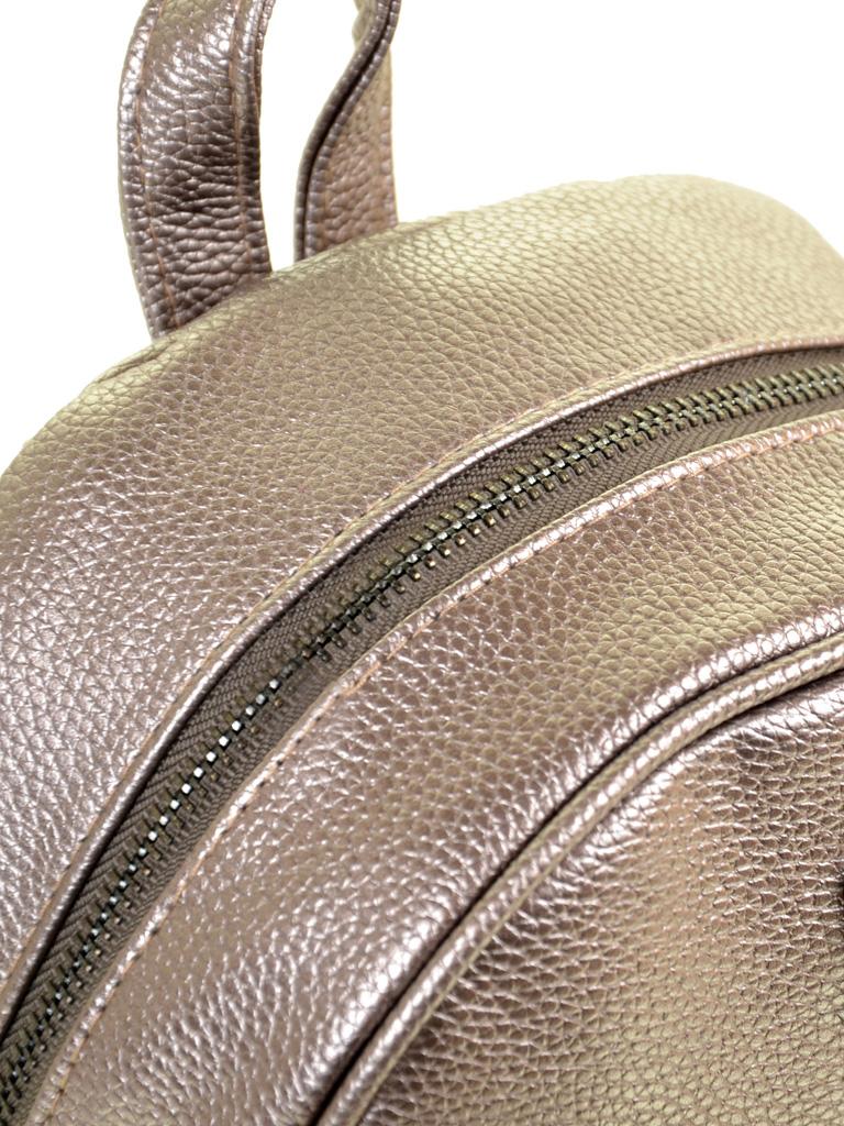 Сумка Женская Рюкзак иск-кожа ALEX RAI 2-05 1701-1 iron-grey