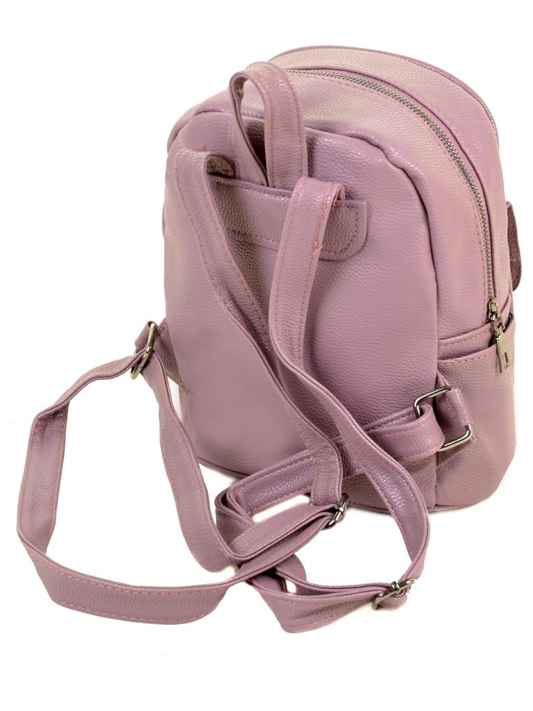 Сумка Женская Рюкзак иск-кожа ALEX RAI 2-05 1701-1 pink