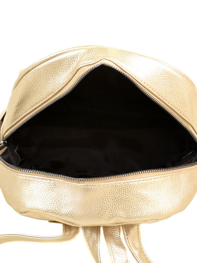 Сумка Женская Рюкзак иск-кожа ALEX RAI 2-05 1701-2 golden - фото 5