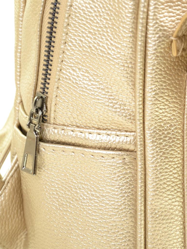 Сумка Женская Рюкзак иск-кожа ALEX RAI 2-05 1701-2 golden