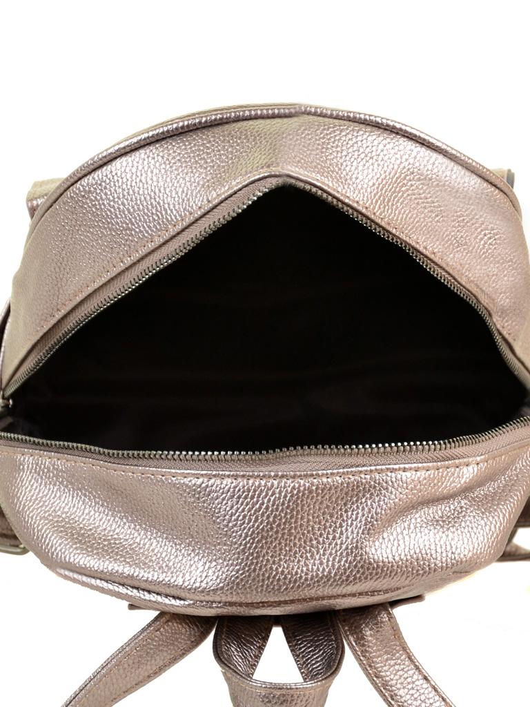 Сумка Женская Рюкзак иск-кожа ALEX RAI 2-05 1701-2 iron-grey - фото 5