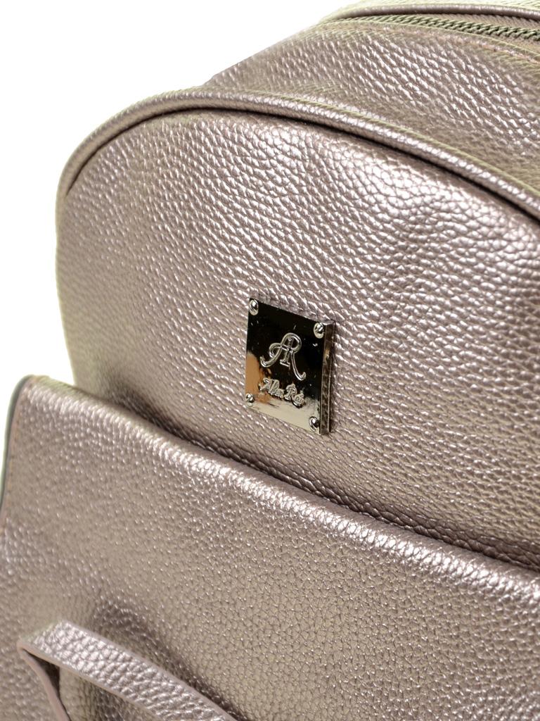 Сумка Женская Рюкзак иск-кожа ALEX RAI 2-05 1701-2 iron-grey