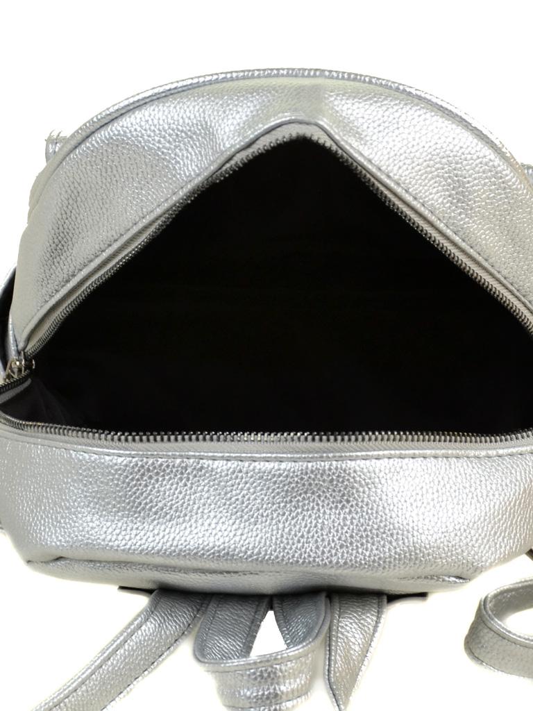 Сумка Женская Рюкзак иск-кожа ALEX RAI 2-05 1701-2 silver