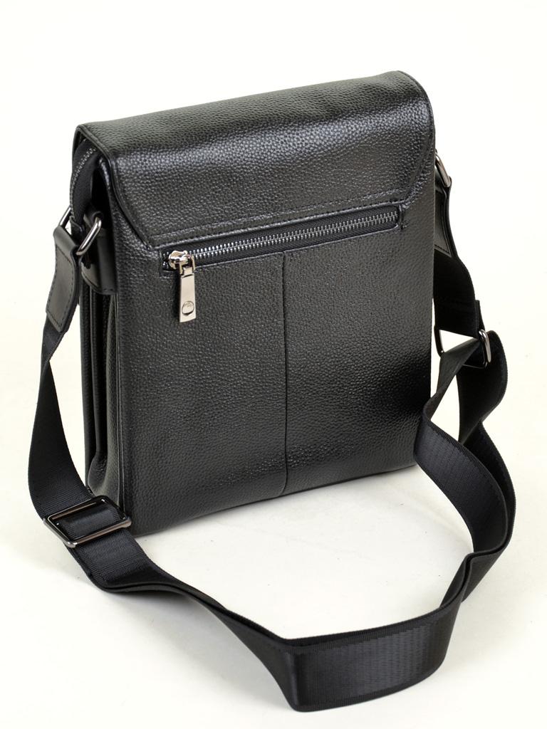 Сумка Мужская Планшет кожа BRETTON 501-2 black