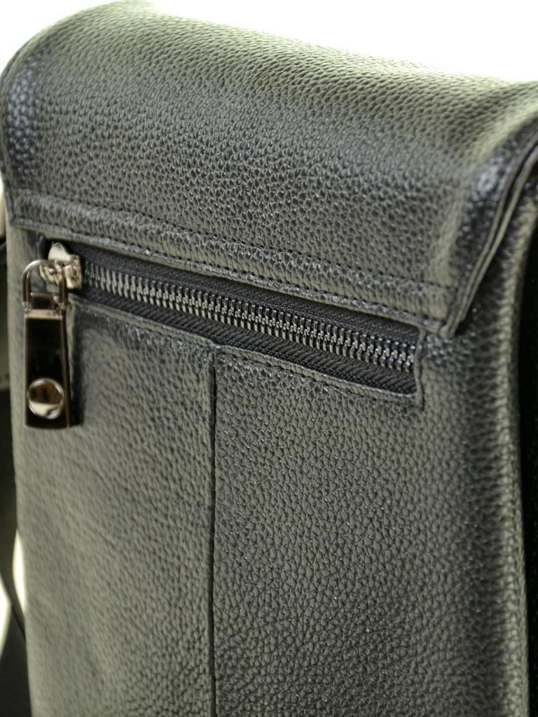 Сумка Мужская Планшет кожа BRETTON 502-1 black