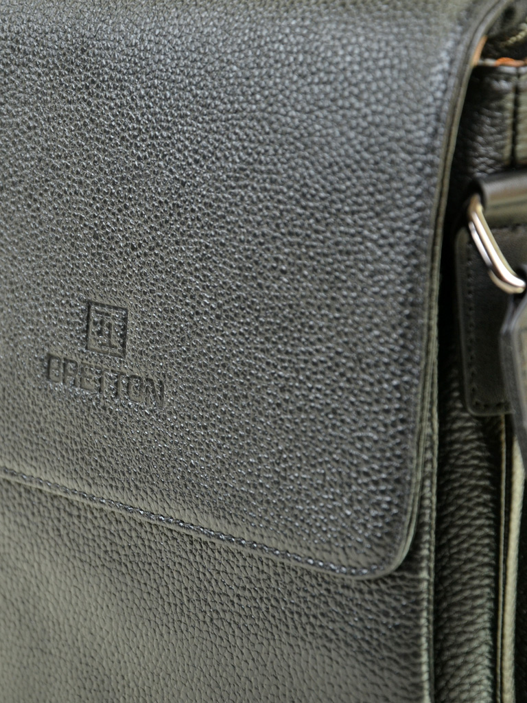 Сумка Мужская Планшет кожа BRETTON 502-2 black