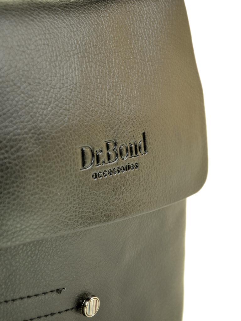 Сумка Мужская Планшет иск-кожа DR. BOND 204-1 black