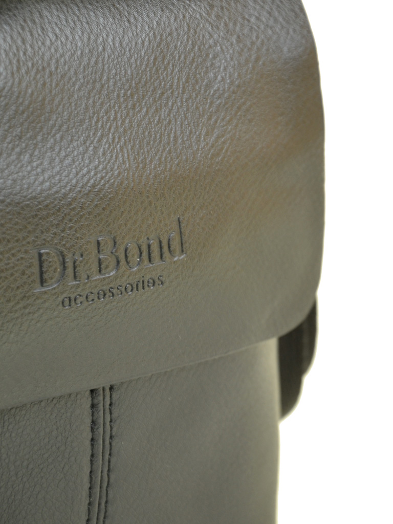 Сумка Мужская Планшет иск-кожа DR. BOND 209-0 black