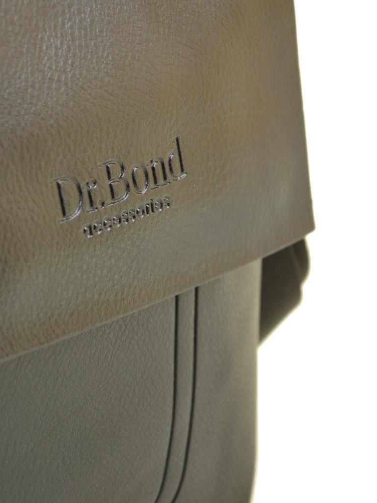 Сумка Мужская Планшет иск-кожа DR. BOND 210-0 black - фото 3