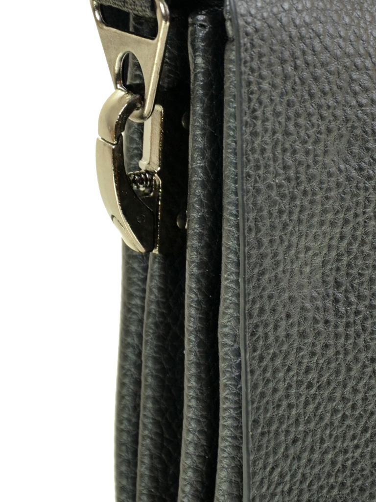 Сумка Мужская Планшет иск-кожа DR. BOND 210-3 black - фото 3
